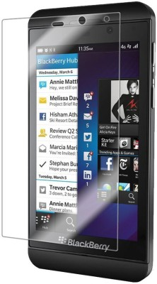 S Case Tempered Glass Guard for Blackberry Z10(Pack of 1)