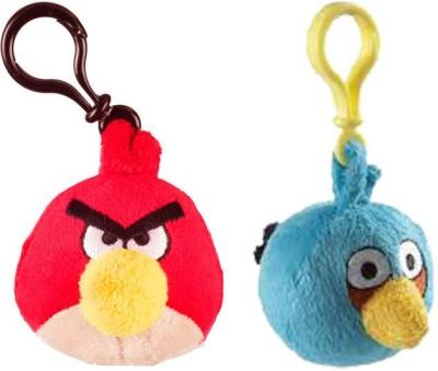 Angry Birds AB_3bpc_co2_3  - 9 cm(Multicolor)