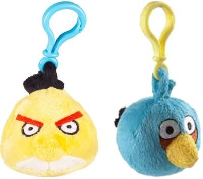 Angry Birds AB_3bpc_co2_6  - 9 cm(Multicolor)