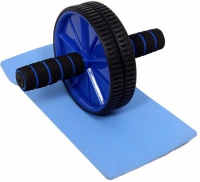 Rudra AB WHEEL Ab Exerciser(Blue)  available at flipkart for Rs.182