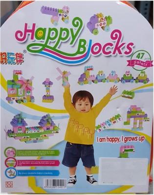 AS Happy Learning Blocks Multicolor AS Blocks   Building Sets