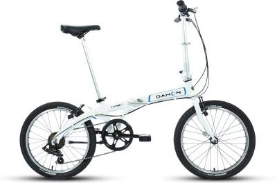Dahon Vybe D7 20 T 7 Gear Folding Bikes/Folding Cycle(White)