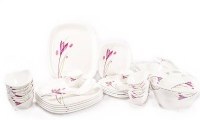 Milton Pack of 31 Dinner Set(Melamine) at flipkart