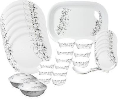 Milton Pack of 31 Dinner Set(Melamine) at flipkart