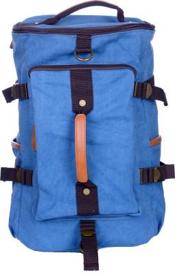 e0b035d3e2 40% OFF on U.S. Polo Assn USLO0114 Travel Duffel Bag(Blue) on Flipkart