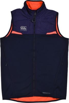 CANTERBURY Sleeveless Printed Men's Jacket