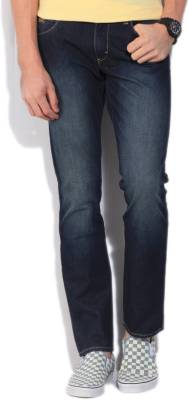 Wrangler Regular Men's Blue Jeans