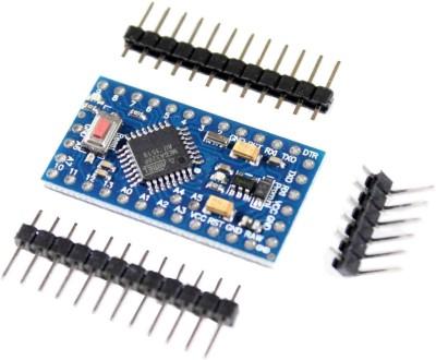 Adraxx Arduino Pro Mini Atmega 328p, Compatible Board(Multicolor)  available at flipkart for Rs.349
