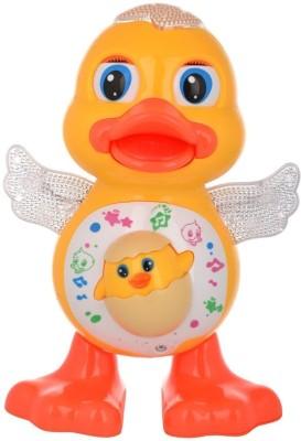 ALPYOG Dancing duck(Multicolor)