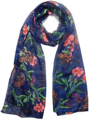 Sri Belha Fashions Graphic Print Poly Cotton Women's Scarf