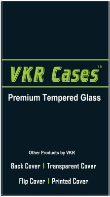 VKR CASE Tempered Glass Guard for SAMSUNG Galaxy Note 4(Pack of 1)