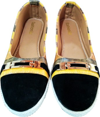 Fashionitz Bellies(Yellow) at flipkart