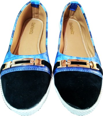 Fashionitz Bellies(Blue) at flipkart