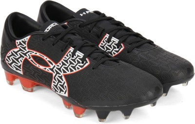 Under Armour Corespeed Force 2.0 FG Football Shoes(Black) at flipkart