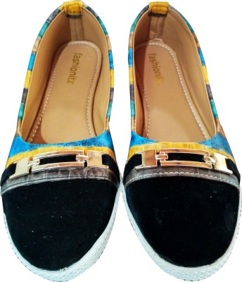 Fashionitz Bellies(Multicolor) at flipkart