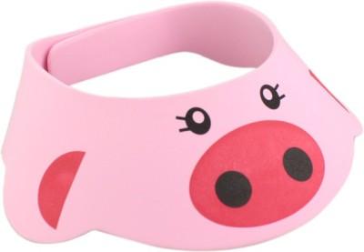 Futaba Baby Shower Bath Protect Soft Cap - Pink