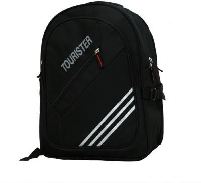 1baaf5a4c611 50% OFF on Kuber Industries Tourister Black Travelling Bag