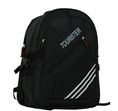 44ca61582048 55% OFF on Kuber Industries Tourister Black Casual Bag