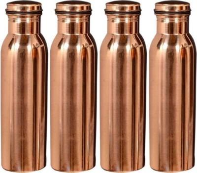 aquarius 1000ml 4000 ml Bottle(Pack of 4, Brown) at flipkart
