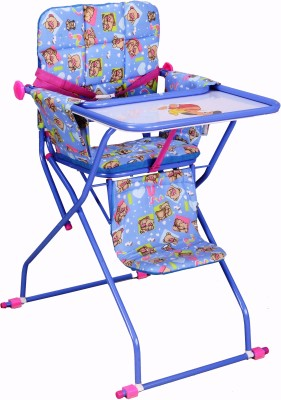 Mothertouch High Chair(Light Blue) at flipkart