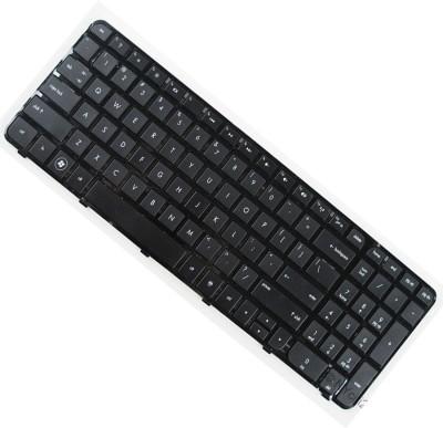 LAPPYG.COM Hp G6 2000 /G6 2100/G6 2200/G6 2302Tx (Fram) Wired USB Laptop Keyboard(Black)