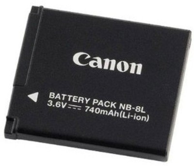 Canon NB- 8L Rechargeable Li-ion Battery at flipkart