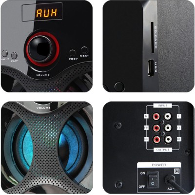Zebronics BT4440 RUCF Bluetooth Home Audio Speaker