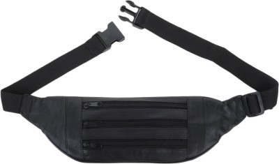 K London WB_01_black Waist Bag(Black)