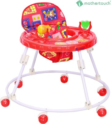 Mothertouch Musical Activity Walker(Red)