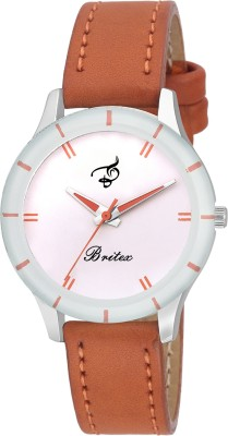 Britex BT4060 Casino Brown Fox Watch  - For Women