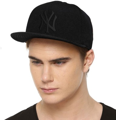 Dock & Boat Solid, Embroidered Snapback Cap