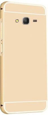 Doyen Creations Back Cover for Sony XPERIA M5(Gold, Metal)