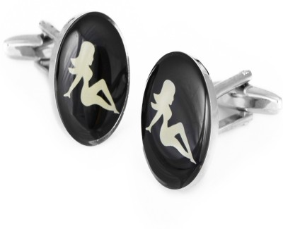 APSA Alloy Cufflink(Black)