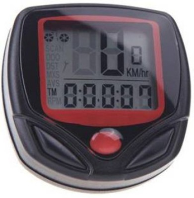 Gadget Hero's Bicycle Odometer with 16 Functions Wired Cyclocomputer  available at flipkart for Rs.310