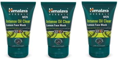 Himalaya Intense Oil Clear Lemon Face wash Face Wash(300 ml)