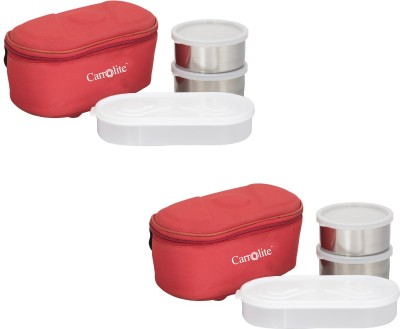 Carrolite Combo Legend C_16 6 Containers Lunch Box 1300 ml
