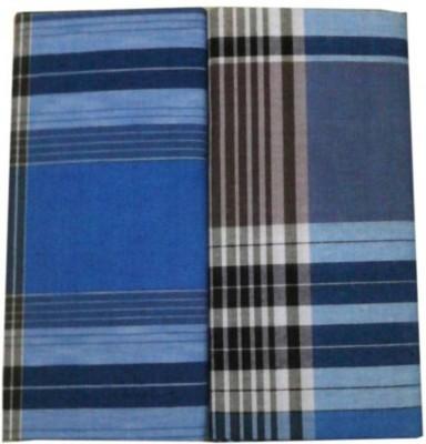 earth ro system Checkered Multicolor Lungi
