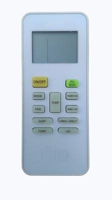 Fox VIDEOCON AC149 Remote Controller(White)