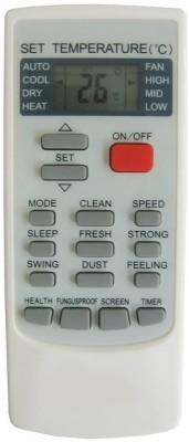 Fox VOLTAS AC119 Remote Controller(White)