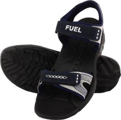 dbfff7a00c24ea Fuel Men Navy Sandals ...