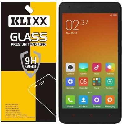 Klixx Tempered Glass Guard for Xiaomi Redmi 2 Prime (4.7 inch)