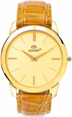 ADAMO AD64YM04 Slim Analog Watch For Men