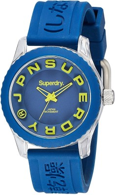 Superdry SYL146U  Analog Watch For Unisex