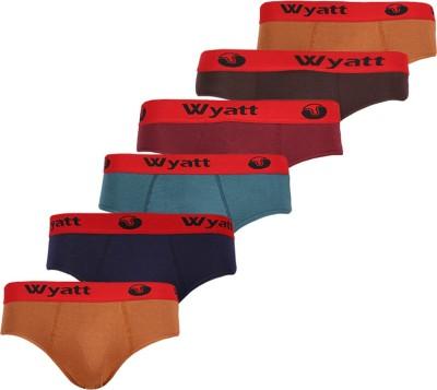 Wyatt Men's Brief(Pack of 6) at flipkart