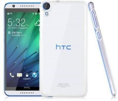 Monogamy Back Cover for HTC Desire 826 Dual Sim Transparent