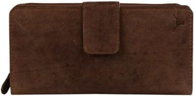 Hidekraft Casual Tan  Clutch  available at flipkart for Rs.1039