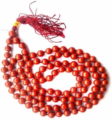 Baruni Crystals Red Jasper Crystal Crystal Necklace at flipkart