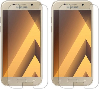 Deltakart Tempered Glass Guard for Samsung Galaxy A5-2017