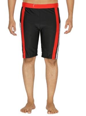 SSB Striped Men's Multicolor Swim Shorts