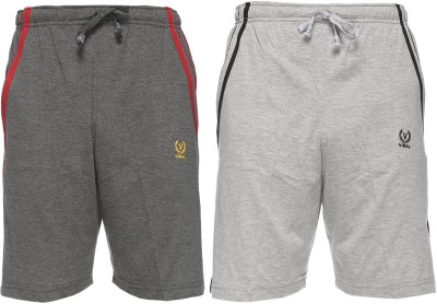 Hotfits Printed Men Multicolor Bermuda Shorts